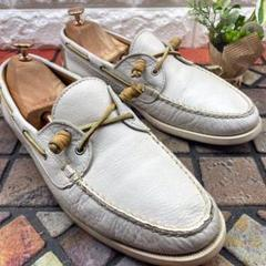 "Thumbnail of ""yuketen ユケテン モカシン デッキシューズ 革靴"""