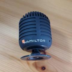 "Thumbnail of ""ハミルトン 非売品 Bluetoothマイク型スピーカー"""