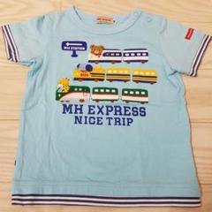 """Thumbnail of """"ミキハウス エクスプレスTシャツ 90サイズ"""""""