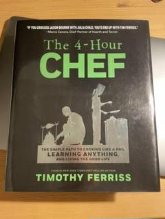 """Thumbnail of """"The 4-Hour Chef - Timothy Ferriss"""""""