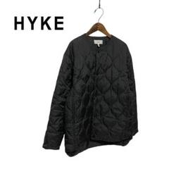 "Thumbnail of ""【HYKE】ライナーモチーフ キルティングコート"""
