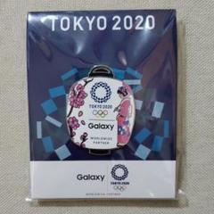 "Thumbnail of ""オリンピック TOKYO2020 galaxy ピンバッチ"""