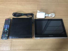 "Thumbnail of ""Panasonic プライベートビエラ UN-JS120 HDDレコーダー"""