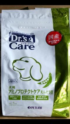 "Thumbnail of ""ドクターズケア犬用療法食アミノプロテクトケアえんどう豆1kg×3袋"""