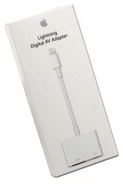 """Thumbnail of """"Apple Lightning -Digital AVアダプタMD826AM/A"""""""