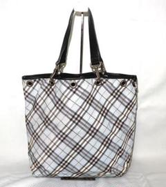 """Thumbnail of """"【美品】BURBERRY BLUE LABEL  ノバチェックトートバッグ"""""""
