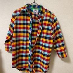 "Thumbnail of ""チェックシャツ TOMMY トミー チェックシャツ Mサイズ"""