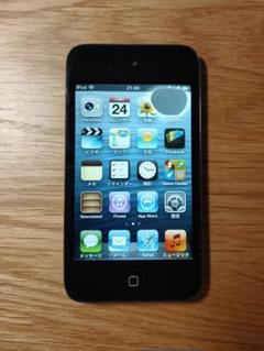 "Thumbnail of ""iPod touch 第4世代 シルバー 8GB"""
