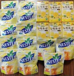 "Thumbnail of ""ネスレ ネスティーレモン 13袋 レモネード 6箱セット 紅茶 レモン"""