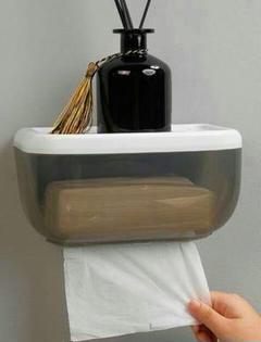 """Thumbnail of """"トイットペーパー箱トイレトイレペーパーは穴開け式の紙筒と紙箱の防水棚です972"""""""