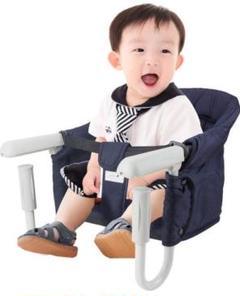 """Thumbnail of """"ベビーチェア テーブルチェア  折り畳み携帯ベビーシート   6ヶ月〜3歳まで"""""""