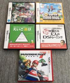 """Thumbnail of """"DSソフト まとめ売り マリオ"""""""