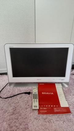 "Thumbnail of ""SONY BRAVIA M1 KDL-20M1 ソニーブラビア テレビ ホワイト"""