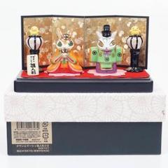 """Thumbnail of """"◆猫のダヤンとわちふぃーるどの世界 ダヤンとマーシィ雛人形#3 陶器製◆"""""""