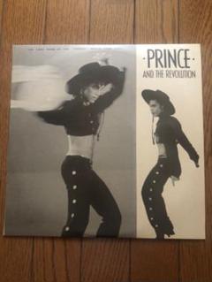 """Thumbnail of """"Princeプリンス パレード  ツアー ライヴ(1986年)レコード2枚組"""""""