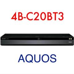 "Thumbnail of ""SHARP AQUOS 4K ブルーレイレコーダー 4B-C20BT3"""