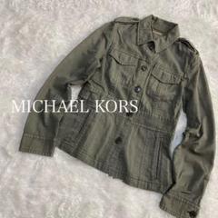 """Thumbnail of """"MICHAEL KORS ジャケット エポーレット付きジャケット ミリタリー"""""""