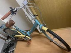 "Thumbnail of ""シンプルスタイル折り畳み自転車 未使用"""