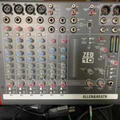 "Thumbnail of ""zed-10 Allen&Heath"""