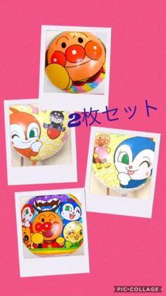 """Thumbnail of """"アンパンマンパン、ドキンちゃん、コキンちゃん,バイキンマン風船♡2枚 バルーン"""""""
