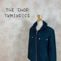 "Thumbnail of ""THE SHOP TK ザ ショップ ティーケー ミリタリージャケット サイズM"""