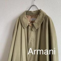 "Thumbnail of ""古着 ""Giorgio Armani"" ロング ステンカラーコート マキシ丈"""