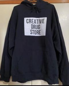 "Thumbnail of ""creative  drug store パーカー XL"""