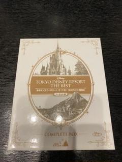 "Thumbnail of ""東京ディズニーリゾート ザ・ベスト コンプリートBOX ノーカット版〈4枚組〉"""