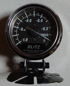 "Thumbnail of ""BLITZ(ブリッツ) 機械式バキュームメーター 現状渡し"""