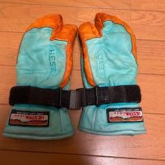 "Thumbnail of ""スキー手袋HESTRA季節外れなので値下げしました!"""