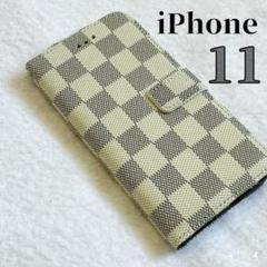 "Thumbnail of ""iPhone ケース c スマホ iPhone 11 手帳型 白"""