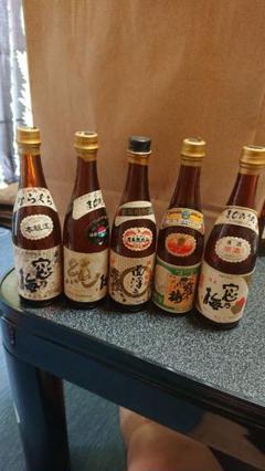 "Thumbnail of ""窓乃梅ミニボトル 古酒"""