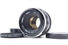 """Thumbnail of """"Canon キャノン FL 50mm f/1.8 FD FLマウント ぐるボケ"""""""