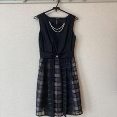 "Thumbnail of ""ブラック ドレス NICOLE"""