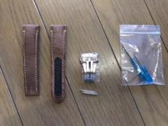 """Thumbnail of """"OMEGA 21mm ストラップ スピードマスター シーマスター Dバックル"""""""