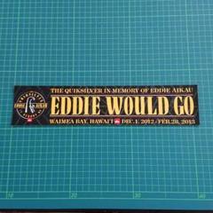 "Thumbnail of ""EDDIE WOULD GO 大会記念 ステッカー"""