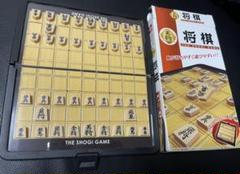 "Thumbnail of ""ハナヤマ ポータブル 将棋 スタンダード"""