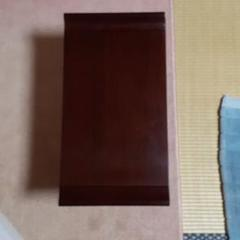 "Thumbnail of ""黒檀テーブル"""