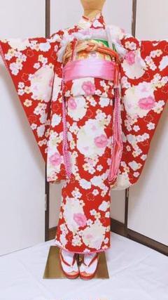 """Thumbnail of """"七五三7歳Japan styleブランド着物セット。"""""""