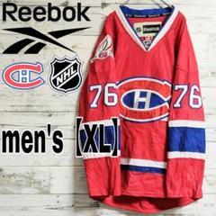 """Thumbnail of """"【NHL×Reebok】カナディアンズ #76 ゲームシャツ【メンズXL】"""""""