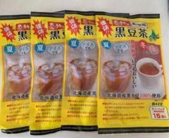 "Thumbnail of ""感動の北海道 黒豆茶 ティーバック15袋入 4セット"""