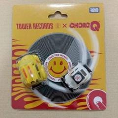 "Thumbnail of ""タワーレコード30周年記念 限定コラボチョロQ"""