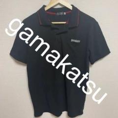 """Thumbnail of """"がまかつ gamakatsu ポロシャツ 黒 ブラック F"""""""