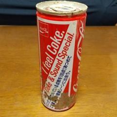 "Thumbnail of ""コカ・コーラ I feel Coke & Sound Special 激レア缶"""