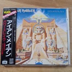 """Thumbnail of """"★帯付き旧規格国内盤CD アイアン・メイデン パワースレイヴ"""""""