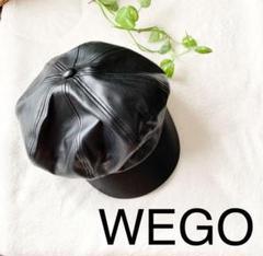 "Thumbnail of ""WEGO 人気商品!秋冬 ボリュームキャスケット アジャスター付きフェイクレザー"""