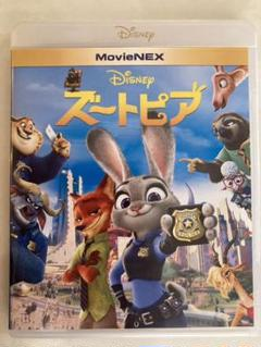 "Thumbnail of ""ズートピア〈2枚組〉ブルーレイ+DVDセット 専用ケース 1度だけ視聴"""