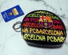 """Thumbnail of """"○スペイン製○FCバルセロナコインケース【新品未使用】タグ付 BARCELONA"""""""