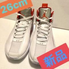 "Thumbnail of ""エアジョーダン 35PF CQ4228-100 バスケットシューズ"""