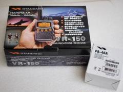 "Thumbnail of ""■美品STANDARD VR-150 AM/FM/WFMワイドバンドレシーバ"""